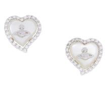 Leontyne Heart Earrings