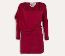 New Drape Tunic Red