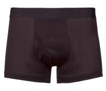 Burgundy Boxer Shorts