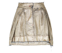 Anglomania Grand Hotel Skirt Gold