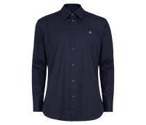Classic Cutway Shirt Navy