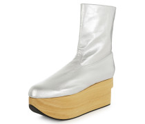 Rocking Horse Boots Silver