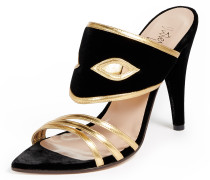 Masque Sandals Black