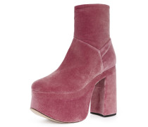Freddy Ankle Boots Antique Pink