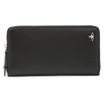 Milano Zip Wallet 33358 Black