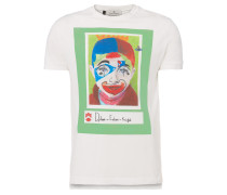 Dylan Peru T-Shirt Off White