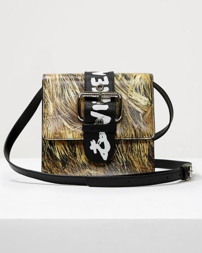 Special Alex Small Handbag Hair Print