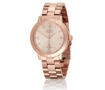 Bloomsbury Watch Rose Gold One