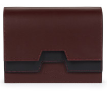 Susie Cross Body Bag 43040001 Bordeaux/Black