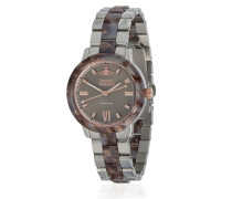 Brown Marble Arch Watch
