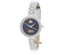 Silver Bow II Watch - One