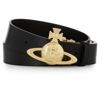 Gold Orb Belt 82010006 Black