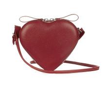 Anglomania Johanna Heart Crossbody Bag 43030018 Red