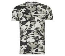 Orb T-Shirt Black/Grey