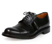 & Joseph Cheaney Battersea Toe Cap Shoes Black 6/39