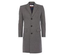 City Coat Grey Check