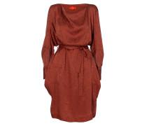 Rust Box Dress