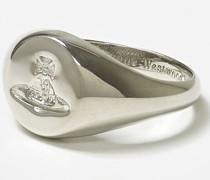 Sigillo Ring Silver-Tone