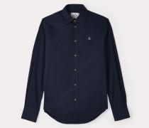 Slim Shirt Navy