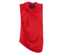 Anglomania Duo Blouse In Red