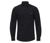 Krall Stretch Shirt Black