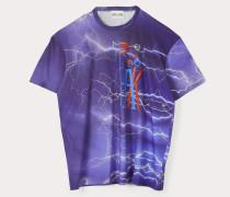 Thunder T-Shirt Light Blue