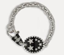 Man. Lazarus Bracelet Silver-Tone