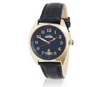 Hampstead Watch Blue/Gold