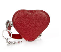 Anglomania Johanna Heart Coin Purse With Orb Gadget 51070018 Red