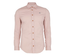 Classic Stretch Shirt Pink