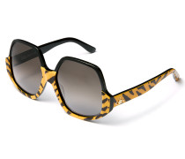 Tiger Reversed Frame Sunglasses VW50105