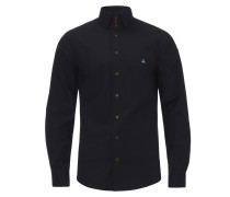 Krall Stretch Shirt Black