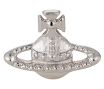 Farah Rhodium Single Stud