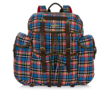 & Anglomania Army Rucksack Blue