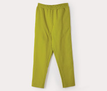 Snap Side Trousers Lime