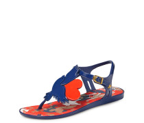 Vivienne Westwood & Anglomania Solar Ii Blue Sandals