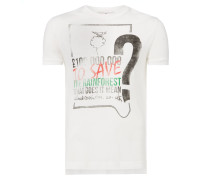 Rainforest Peru T-Shirt Off White