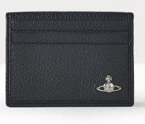 Milano Man Card Holder Black