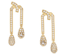 Rosamund Earrings Gold