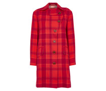 Red City Love Coat