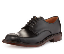 Charlie Derby Lace Up Shoes Black