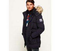 Herren SD Expedition Parka marineblau