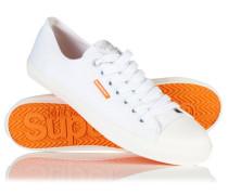 Herren Low Pro Sleek Sneaker weiß