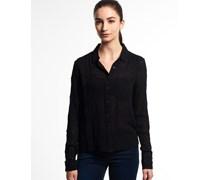 Damen Shifley Bluse schwarz