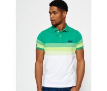 Herren Longbeach Polo-Shirt grün