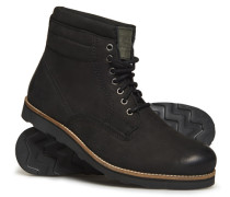 Herren Stirling Sleek Stiefel schwarz