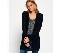 Damen Roadtrip Cardigan marineblau