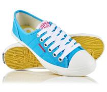 Damen Low Pro Sneaker blau