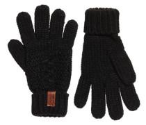 Damen North Handschuhe schwarz