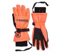 Damen Ultimate Snow Service Handschuhe koralle